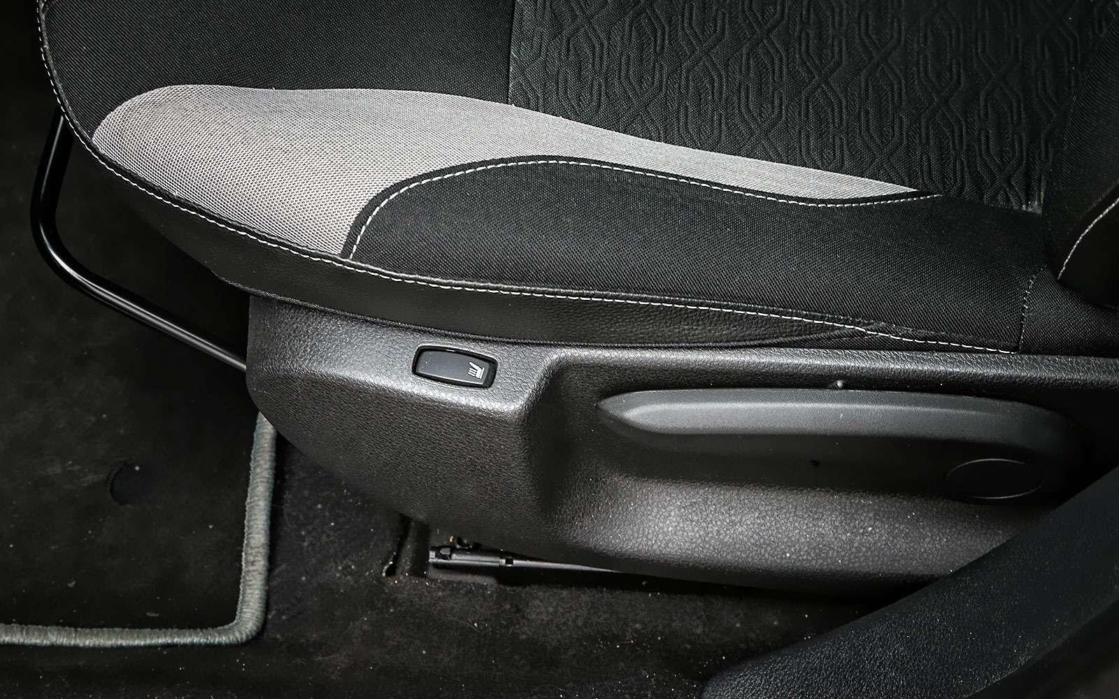 Lada XRAY: выбираем оптимальную комплектацию— фото 798510