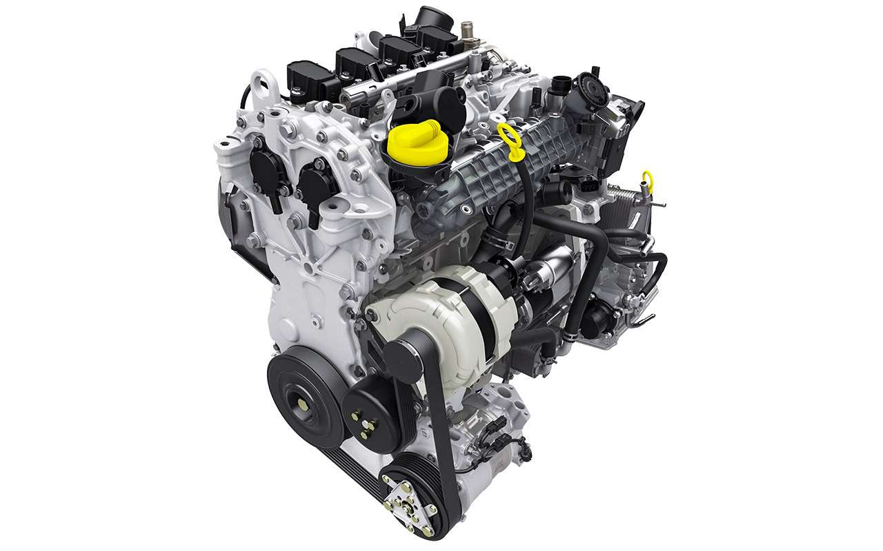 Новый Renault Duster стурбо имеханикой— первый тест— фото 1227554