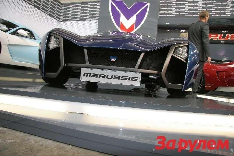 Marussia 2