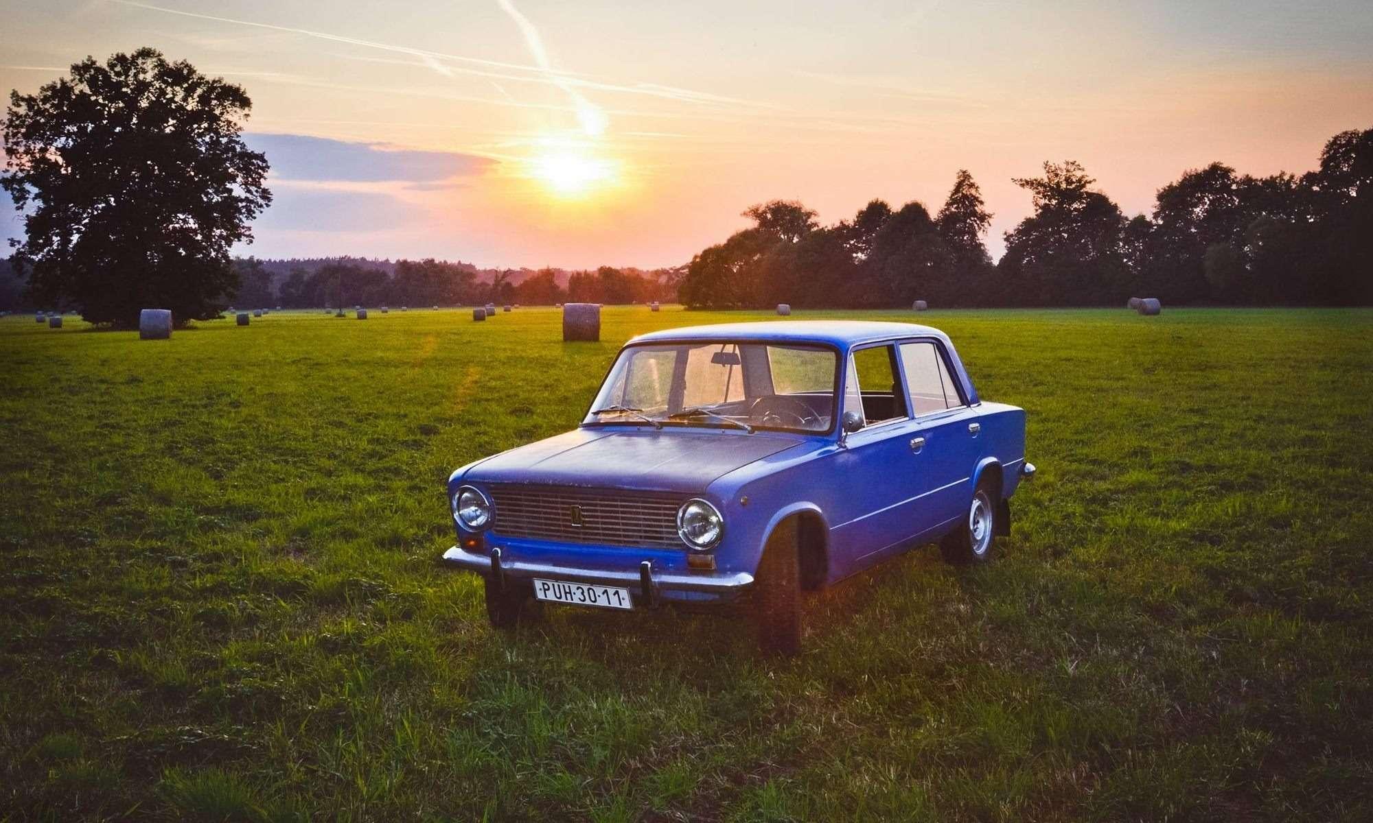 Чехи вернули производителю Жигули после кругосветки— фото 864094