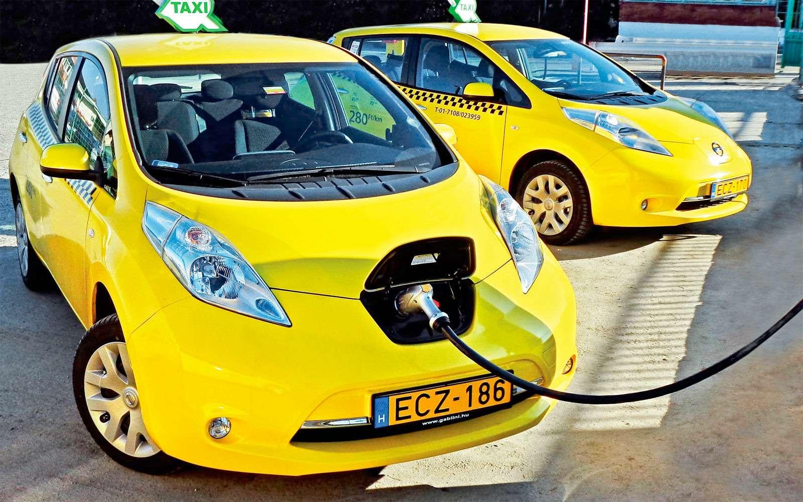 Будущее электромобилей Nissan: вольты сколес— фото 595380