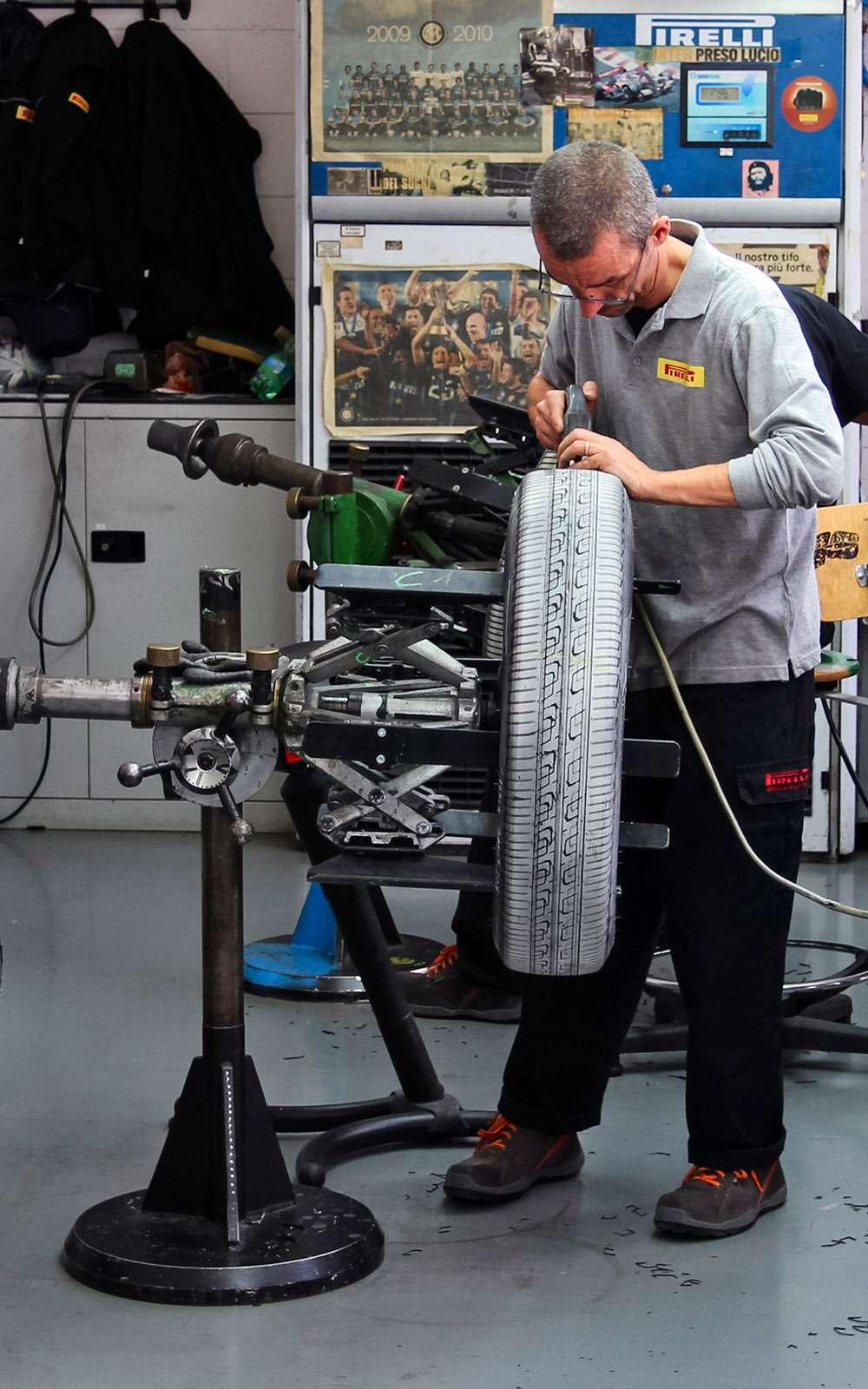 Черная кухня: как делают автомобильные шины— фото 679398