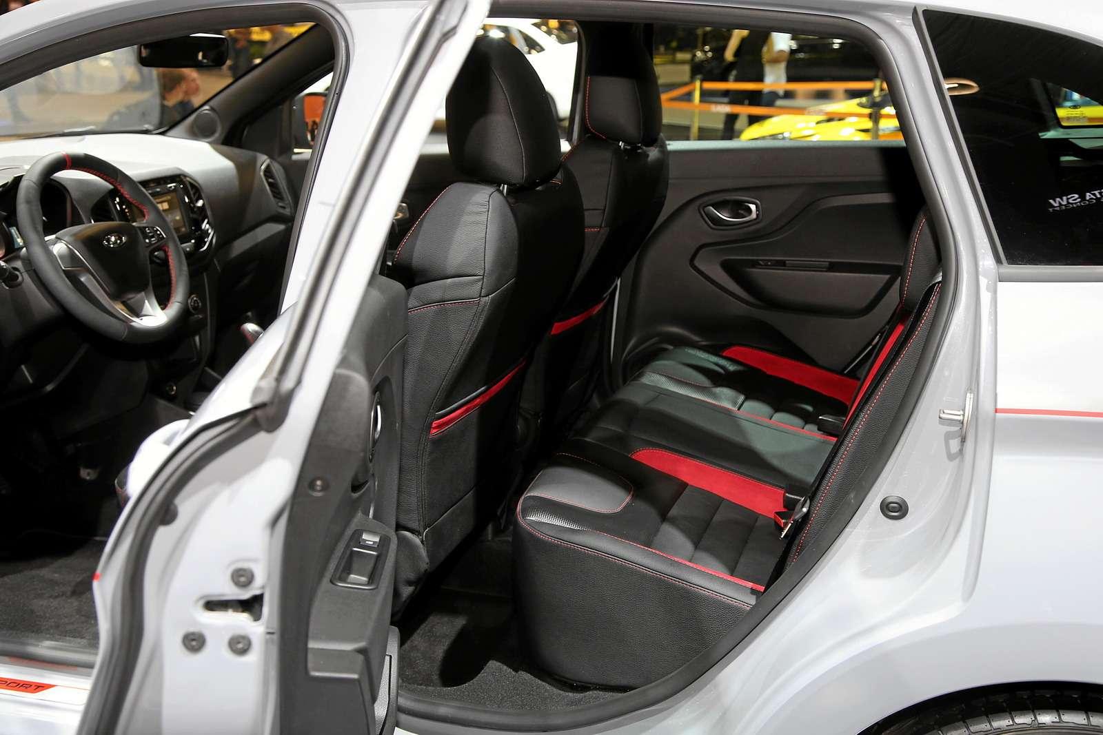 Lada Vesta Sport иXRAY Sport: какими они будут икогда ожидать?— фото 624199