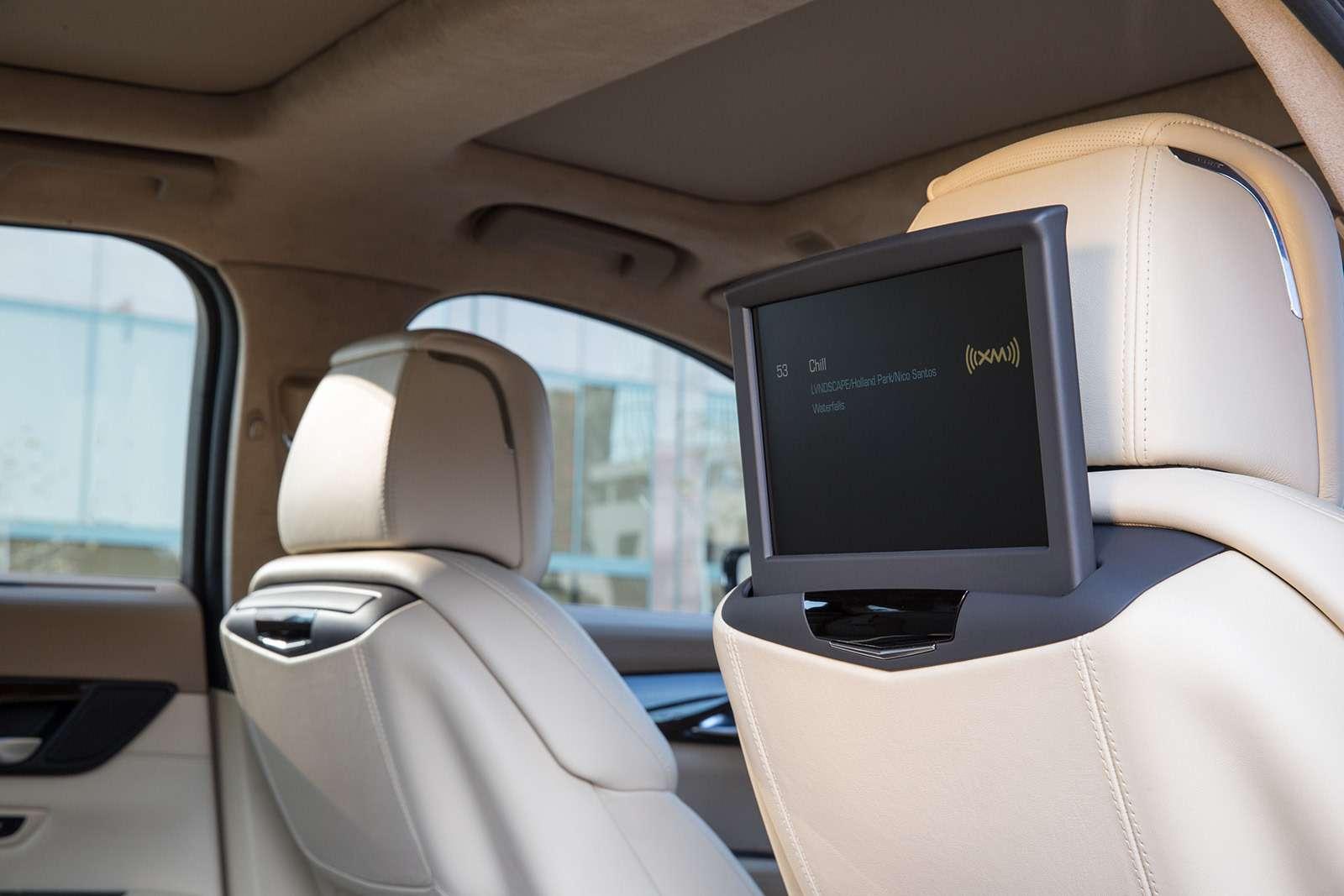 Флагманский седан Cadillac: цены икомплектации вРоссии— фото 823432
