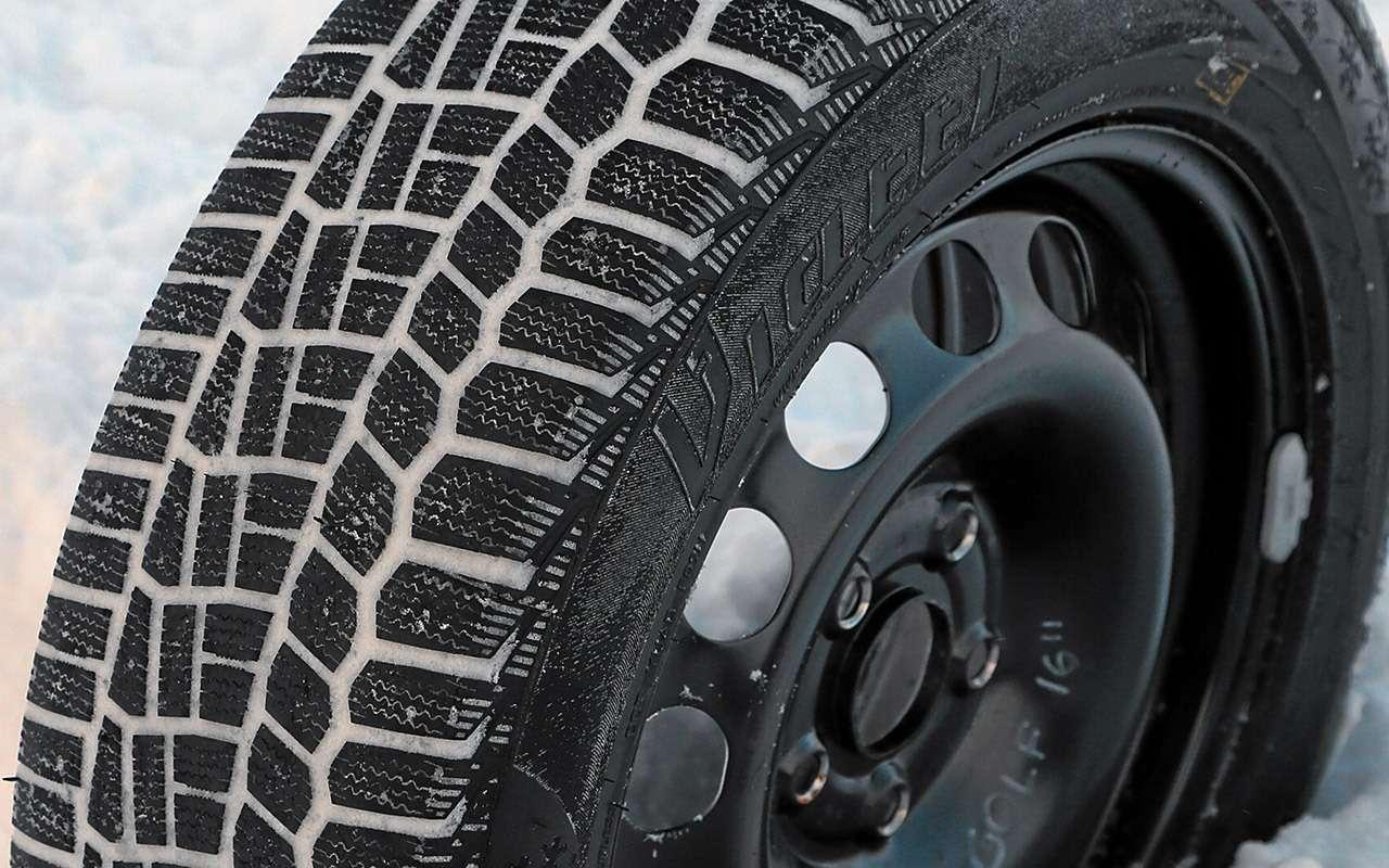 Большой тест зимних шин: выбор экспертов «Зарулем»— фото 1170283