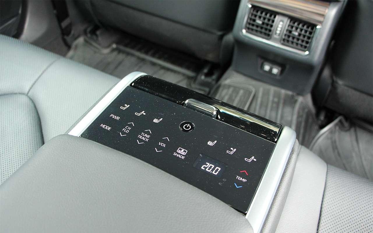Новая Toyota Camry: первый тест-драйв— фото 867546