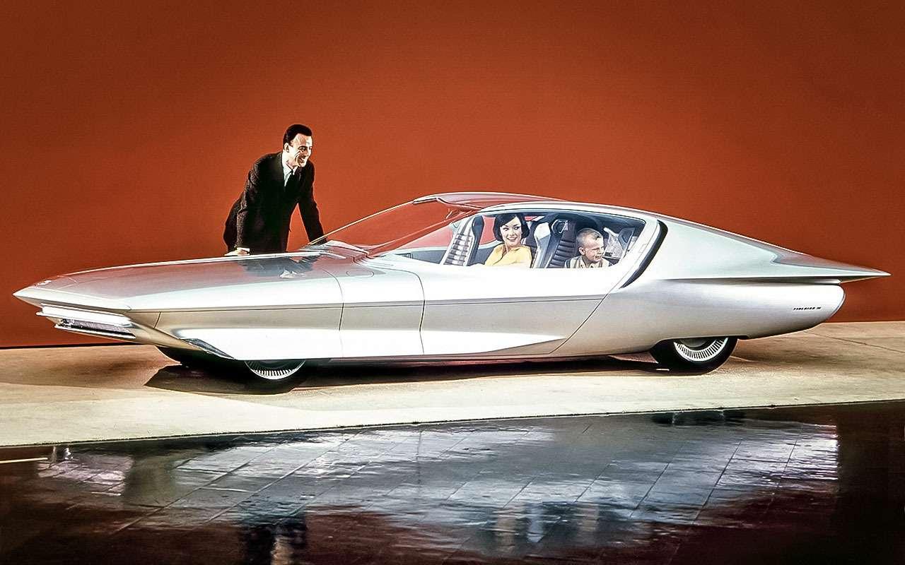 GMFirebird IV (1964)