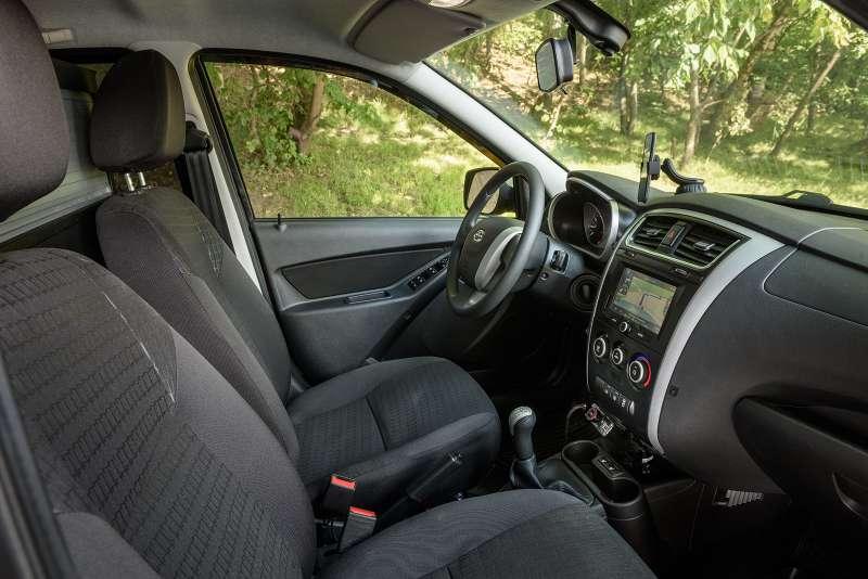 Datsun mi-DO получил кросс-версию. Нокупить еенеполучится