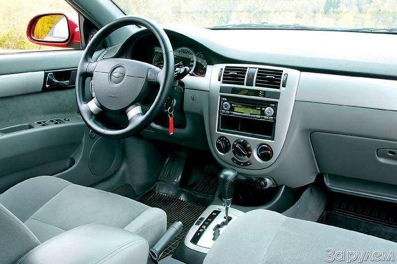 Chevrolet Lacetti. Крести— козыри— фото 67384