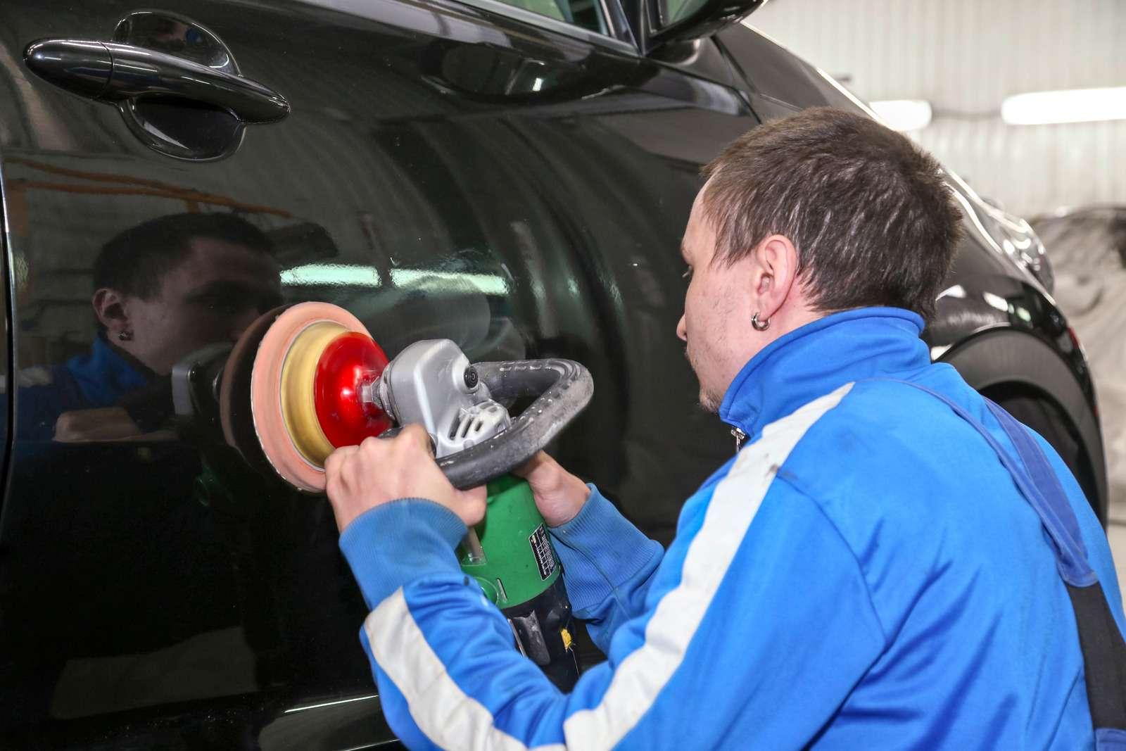Технологии локального кузовного ремонта: ловкость рук— фото 612157