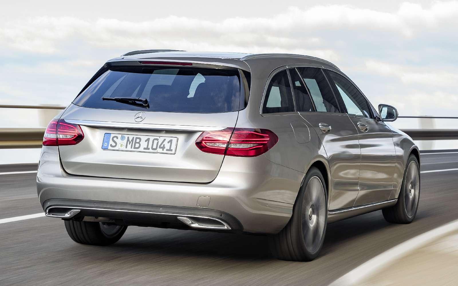 Обновленный Mercedes-Benz C-класса: посмотри ему вглаза— фото 845037