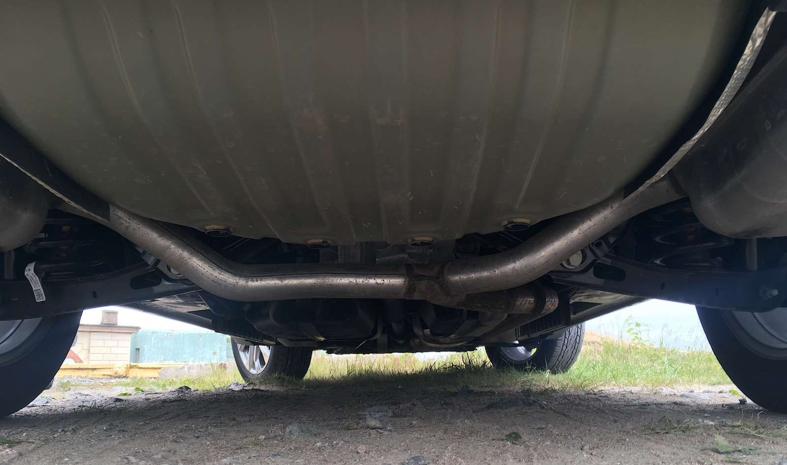 Тест-драйв Chevrolet Traverse: найти ребенка вбагажнике— фото 880408