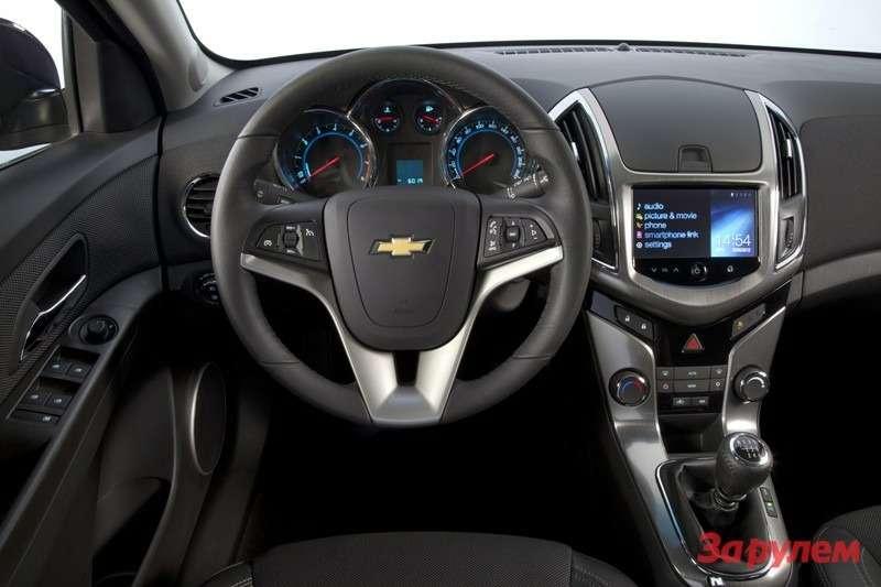 Chevrolet Cruze station wagon