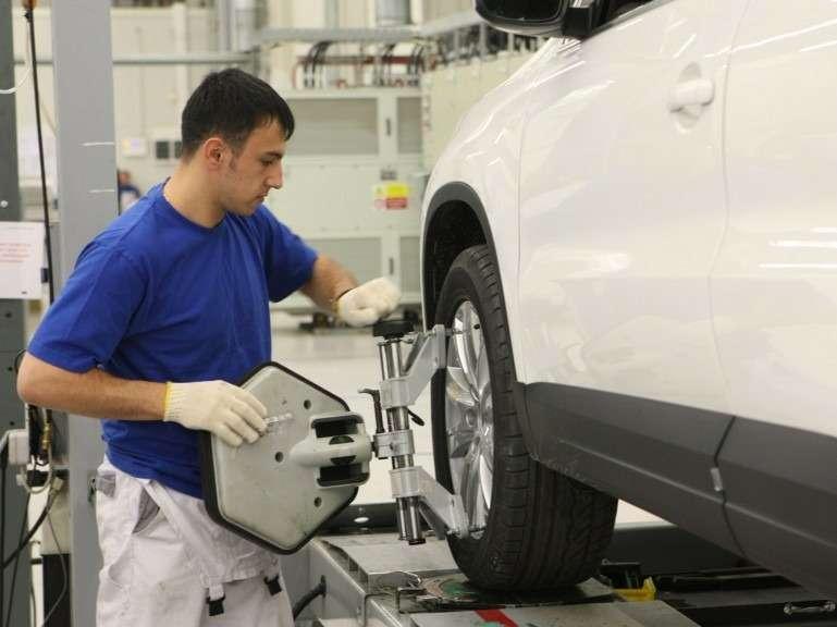 Завод Volkswagen вКалуге остановил производство до12января