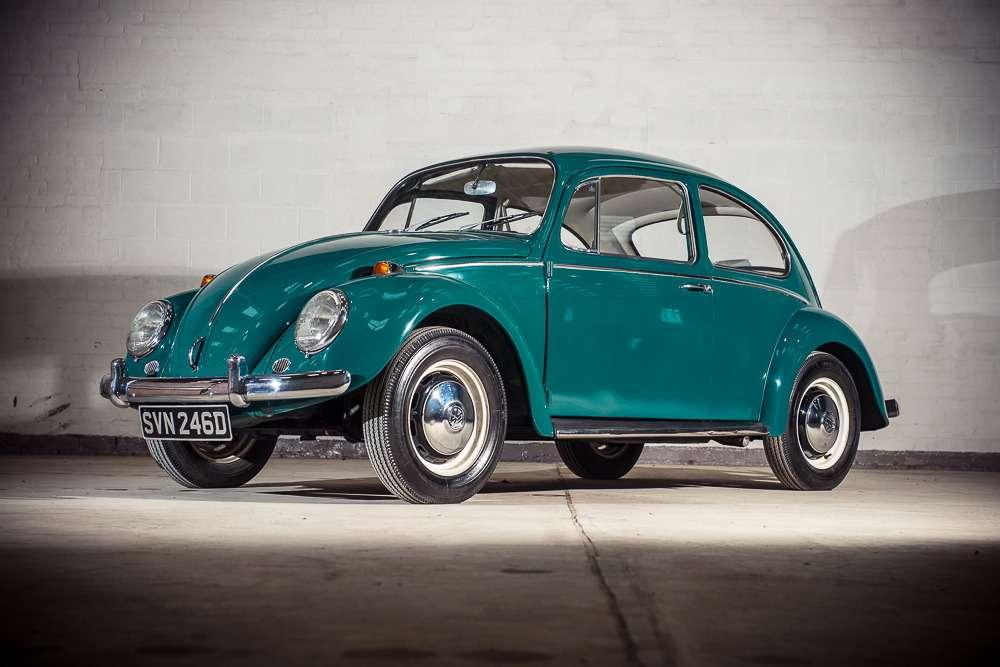 Неуспели «прихлопнуть»: полувековой Volkswagen Beetle смизерным пробегом— фото 700657
