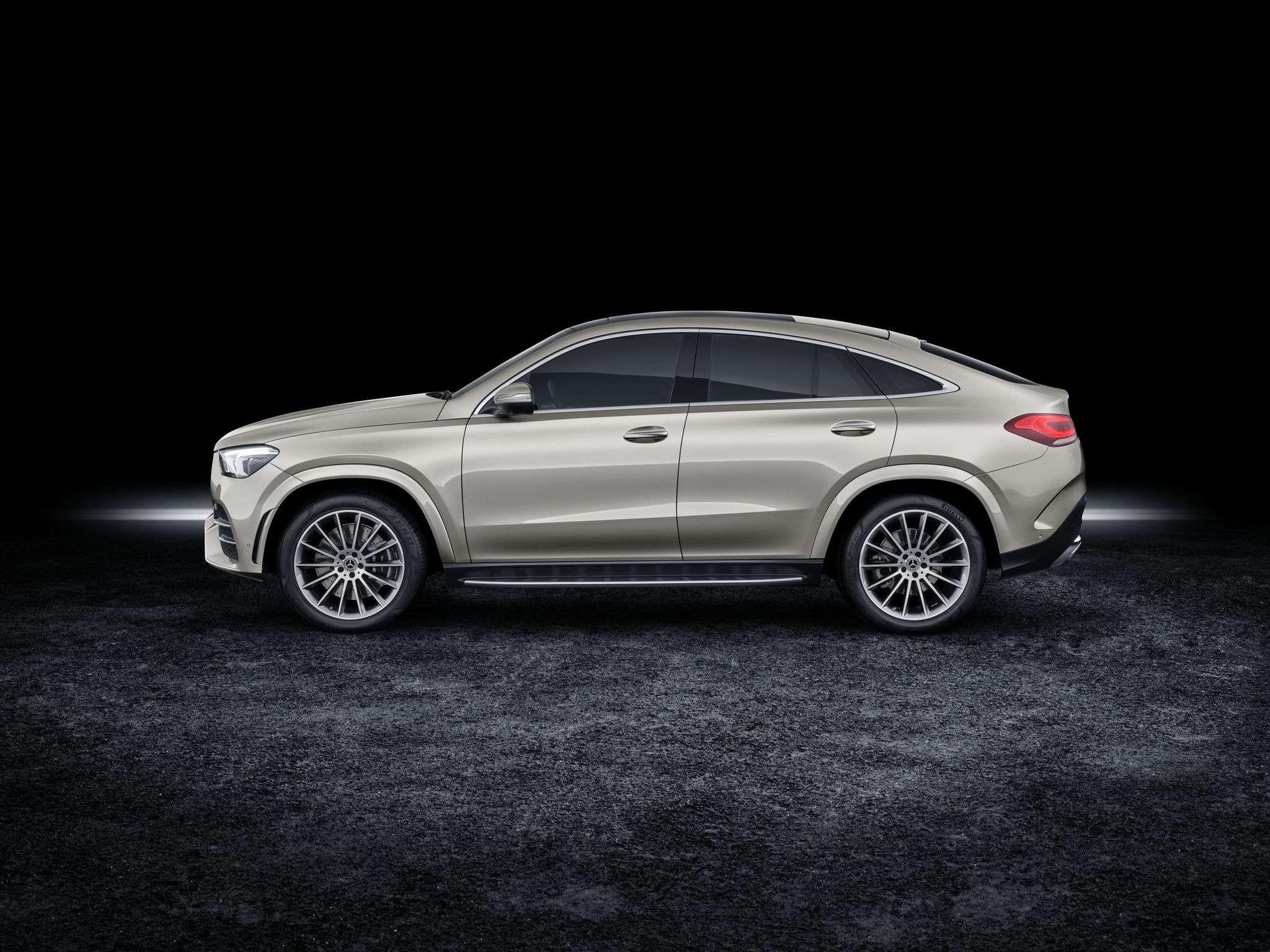 Mercedes-Benz превратил новый GLE вкупе— фото 994395