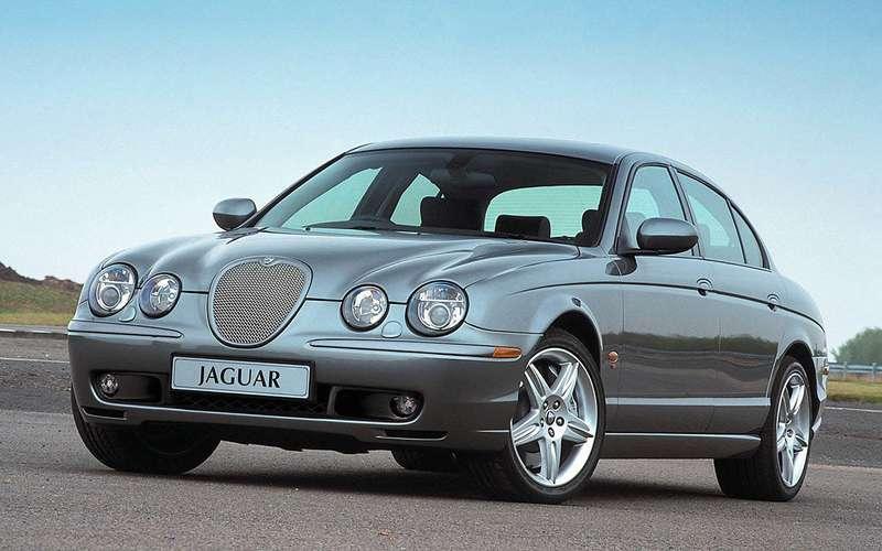 Jaguar S-Type, 1999-2008