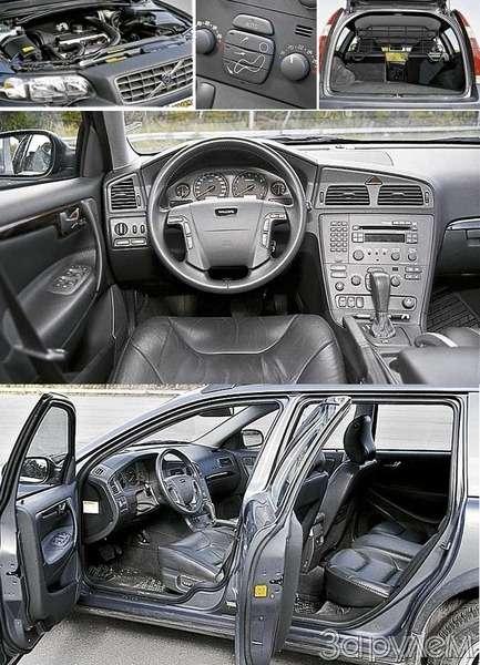 Тест Audi Allroad, Volvo V70XC, Subaru Legacy Outback. Универсалы песчаных карьеров.— фото 26326