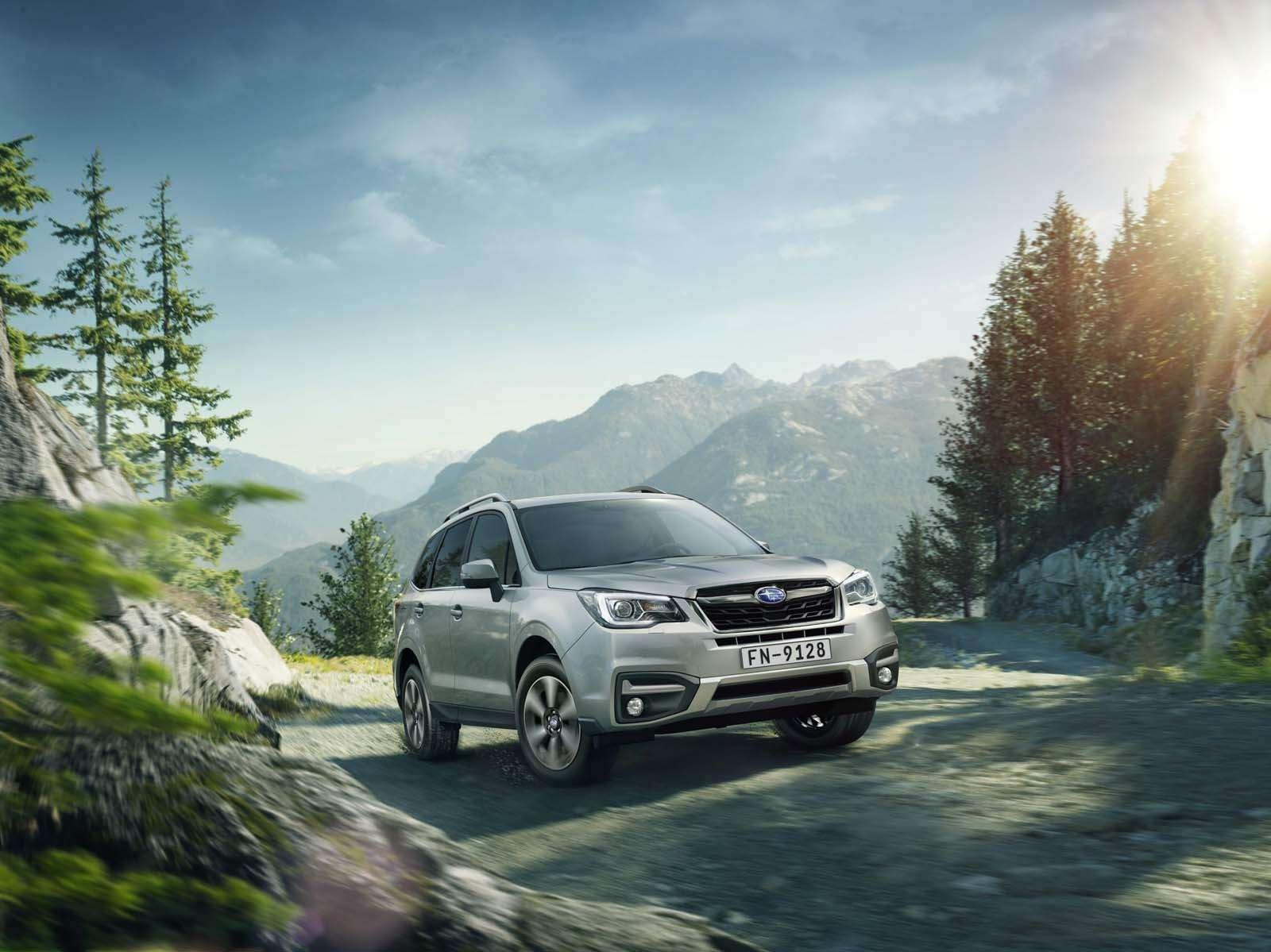 Subaru Forester 2016 модельного года скоро прибудет вРоссию— фото 569959