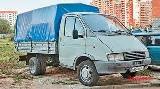 ГАЗ-3102 дорестайлинговый