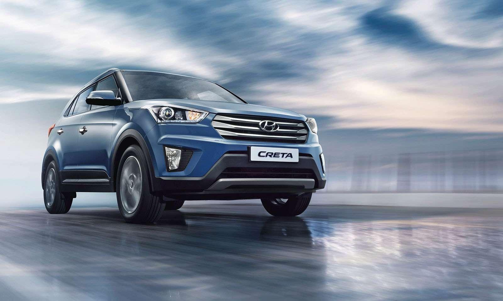 Lada XRAY, Hyundai Creta иRenault Kaptur поодной цене: что выбрать?— фото 778464
