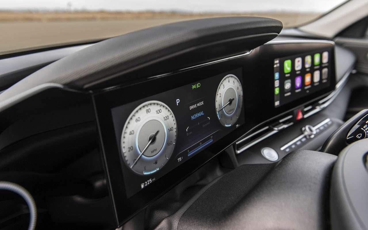 Hyundai Elantra— теперь четырехдверное купе— фото 1095379