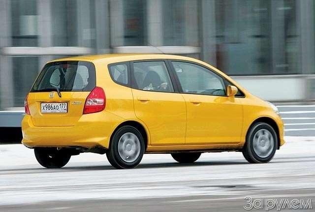 Тест Renault Modus, Peugeot 1007, Honda Jazz. Загадки малых форм— фото 61767