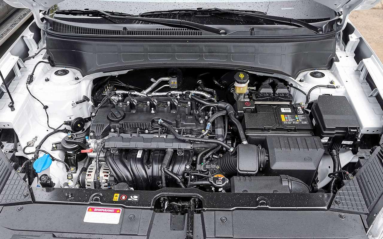 Новая Hyundai Creta: все изменения (бонус - видеотест) - фото 1283988