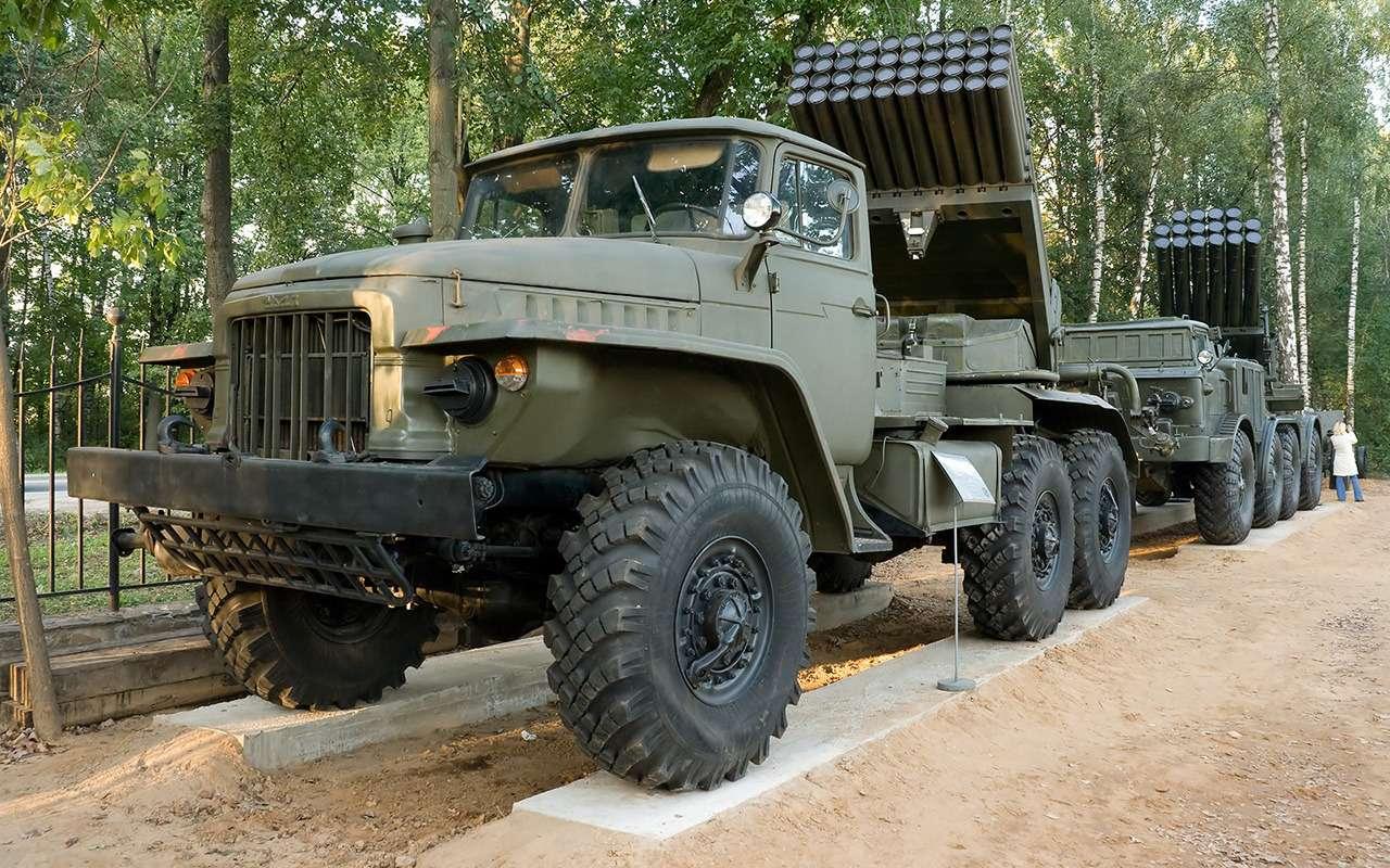 Суровый русский «проходимец»: история грузовика Урал— фото 992845