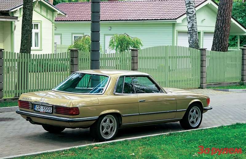 Mercedes-Benz 350 SLC