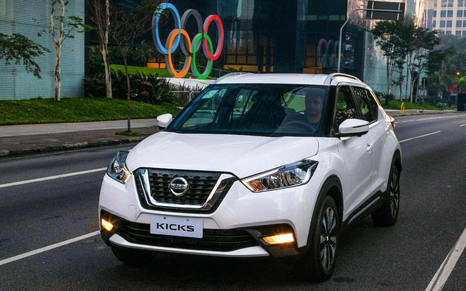 Олимпийский пинок: Nissan Kicks готовится покорять Бразилию— фото 612324