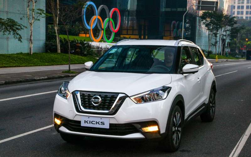 Олимпийский пинок: Nissan Kicks готовится покорять Бразилию