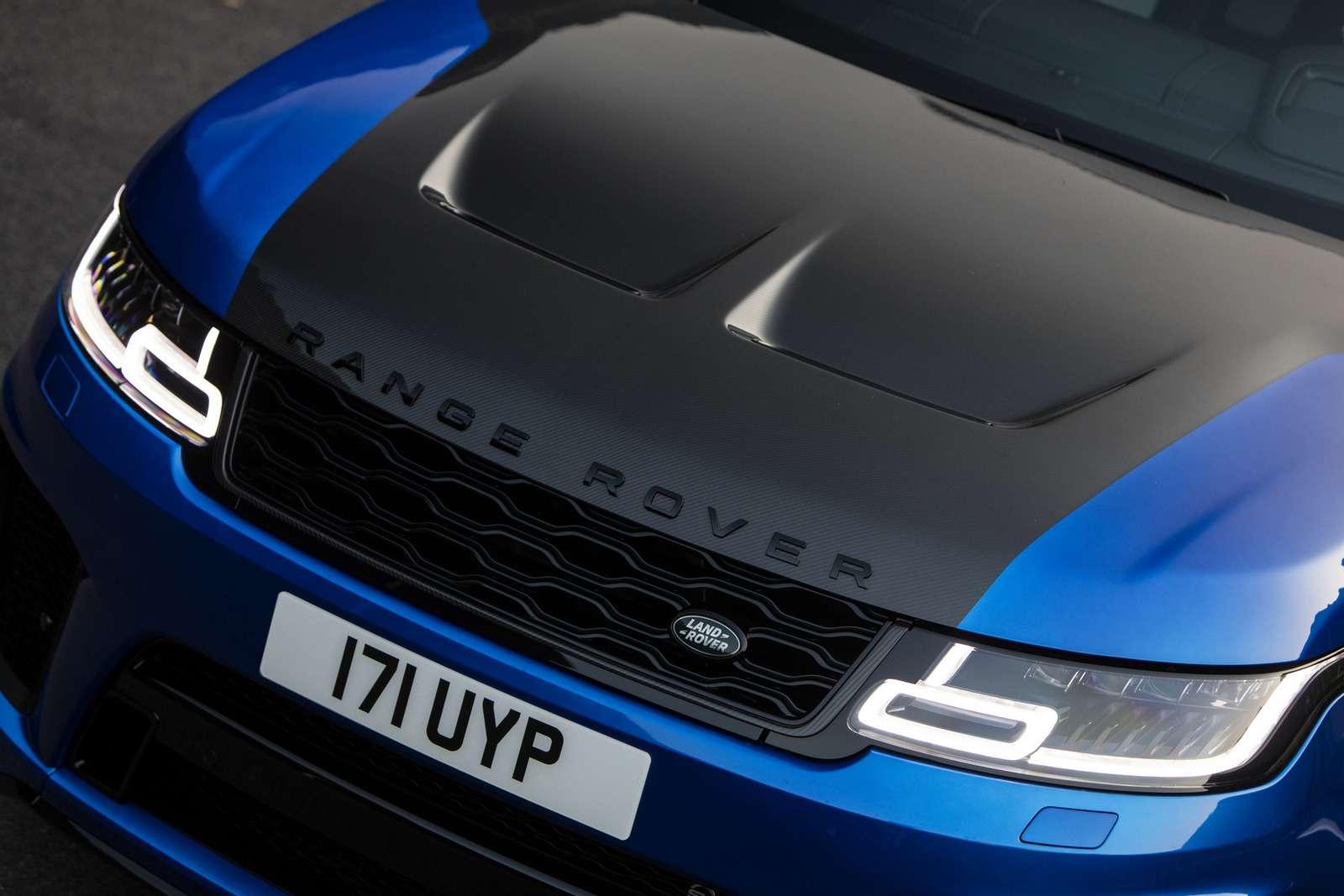 Range Rover Sport SVR оказался быстрее Ferrari нагорной дороге— фото 853291