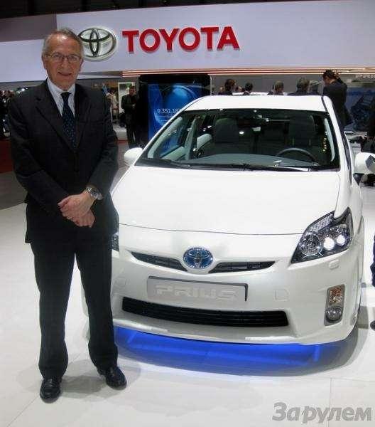 Toyota Prius III: Наголодном пайке— фото 92523