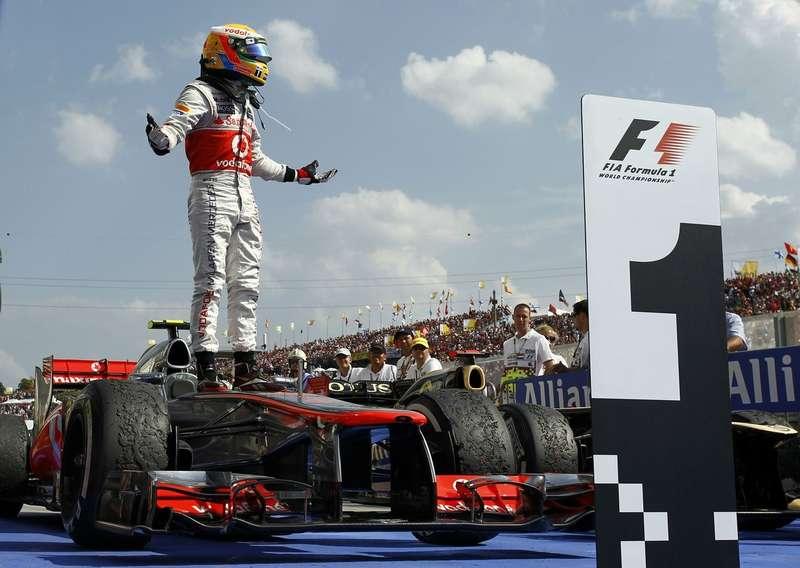 Motorsports: FIA Formula One World Championship 2012, Grand Prix ofHungary