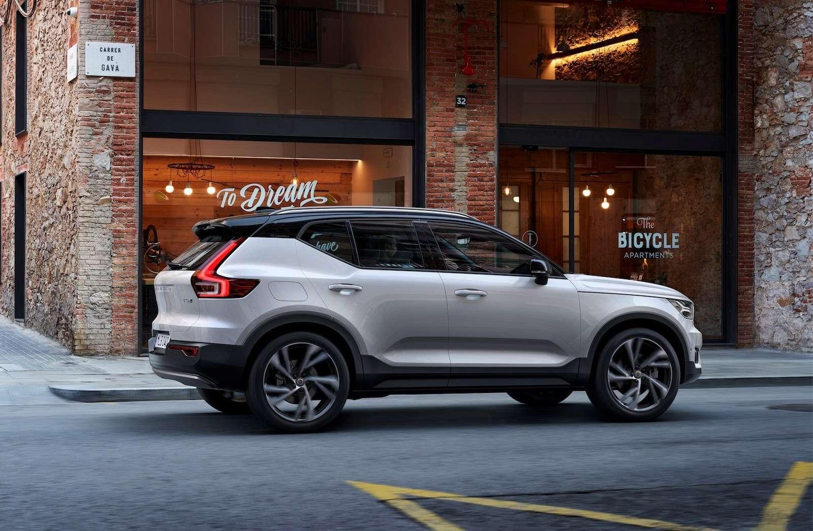 Volvo объявила российские цены наXC40. Разбираемся, почему ондороже конкурентов— фото 804959