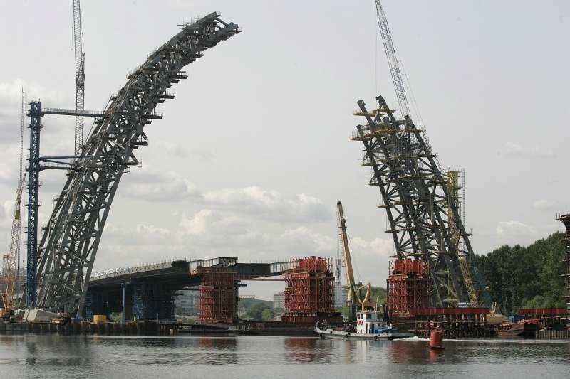 Дваавтомобильных ипешеходных моста через Москва-реку построят вХорошево-Мневники