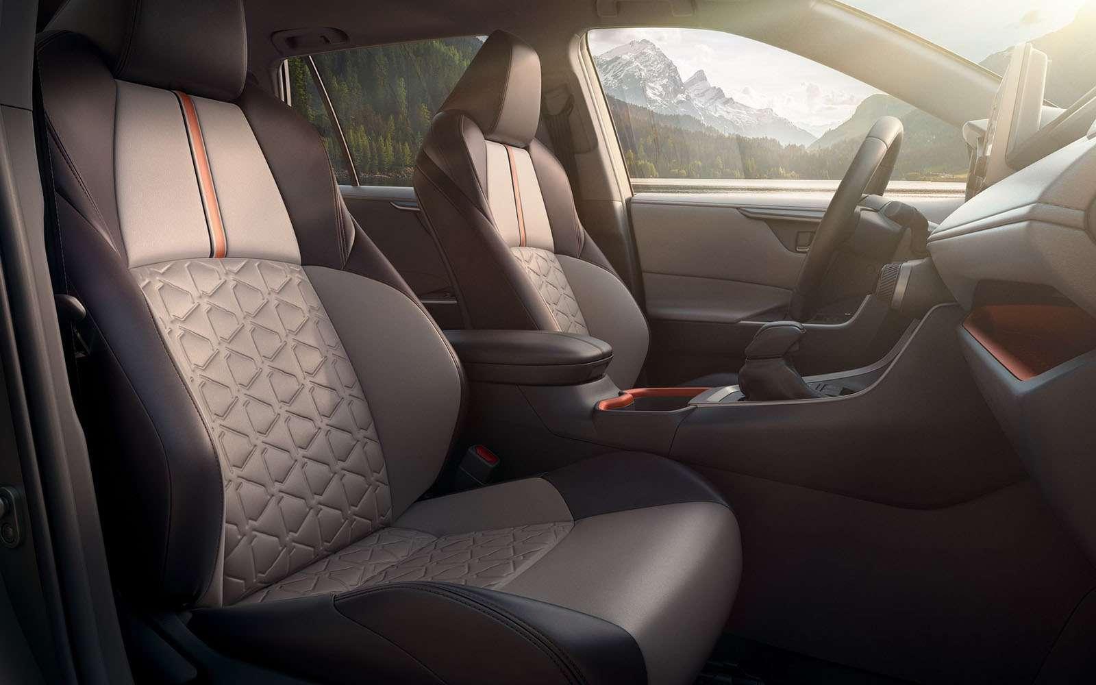 Новая Toyota RAV4: больше никакого унисекса!— фото 857656