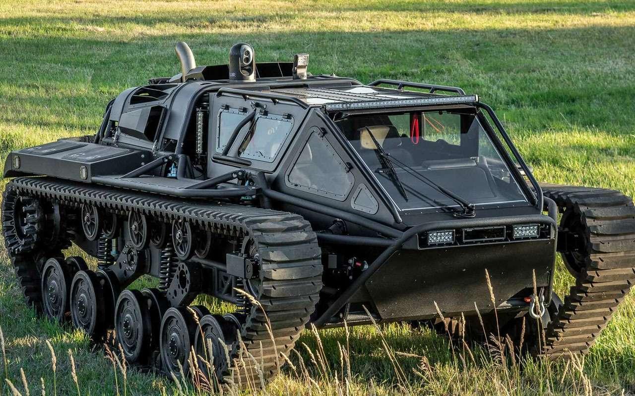 Люксовый танк продаете? Просто показываю. Красивое!— фото 1281153