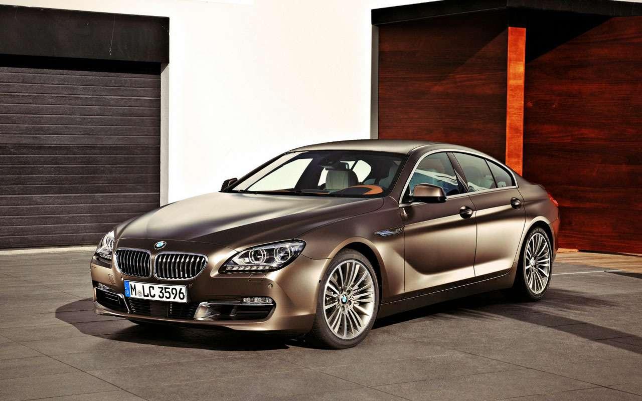 Хочу BMW спробегом— все главные проблемы— фото 1229854