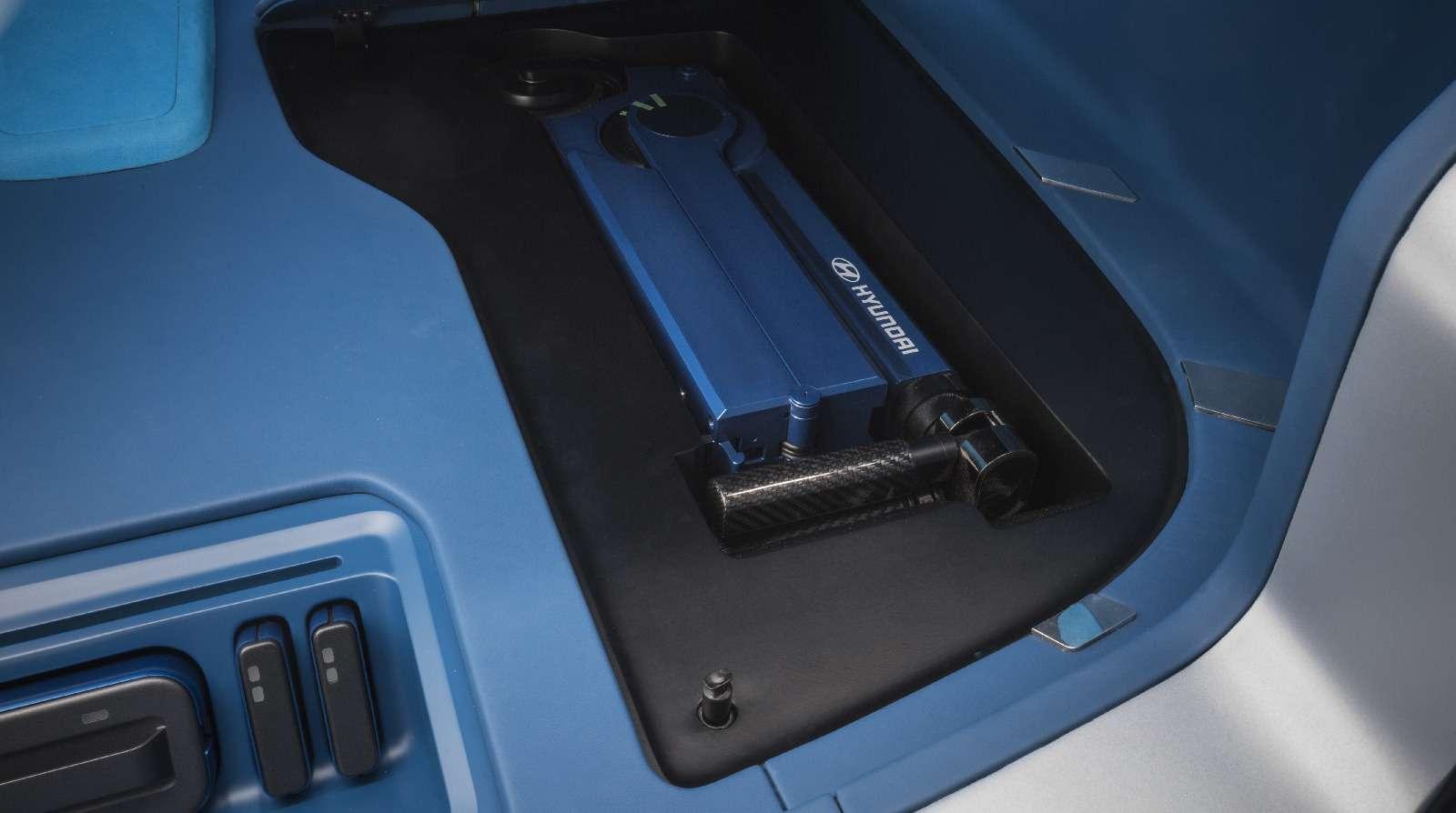 Олимпийский резерв: Hyundai FEFuel Cell станет серийным в2018 году— фото 717609