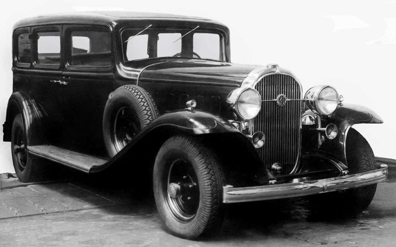 11уникальных советских автомобилей, которые могли пойти всерию. Ноувы!— фото 914628