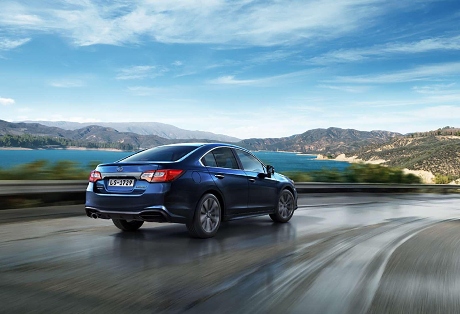 Subaru объявила российские цены наLegacy. Дорого, нокруто— фото 859083