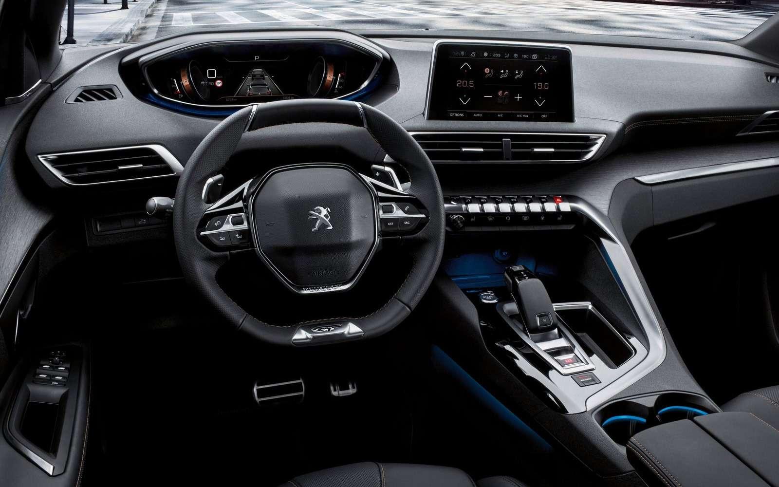 Peugeot привезет вРоссию большой кроссовер. Осталось узнать цены— фото 821997