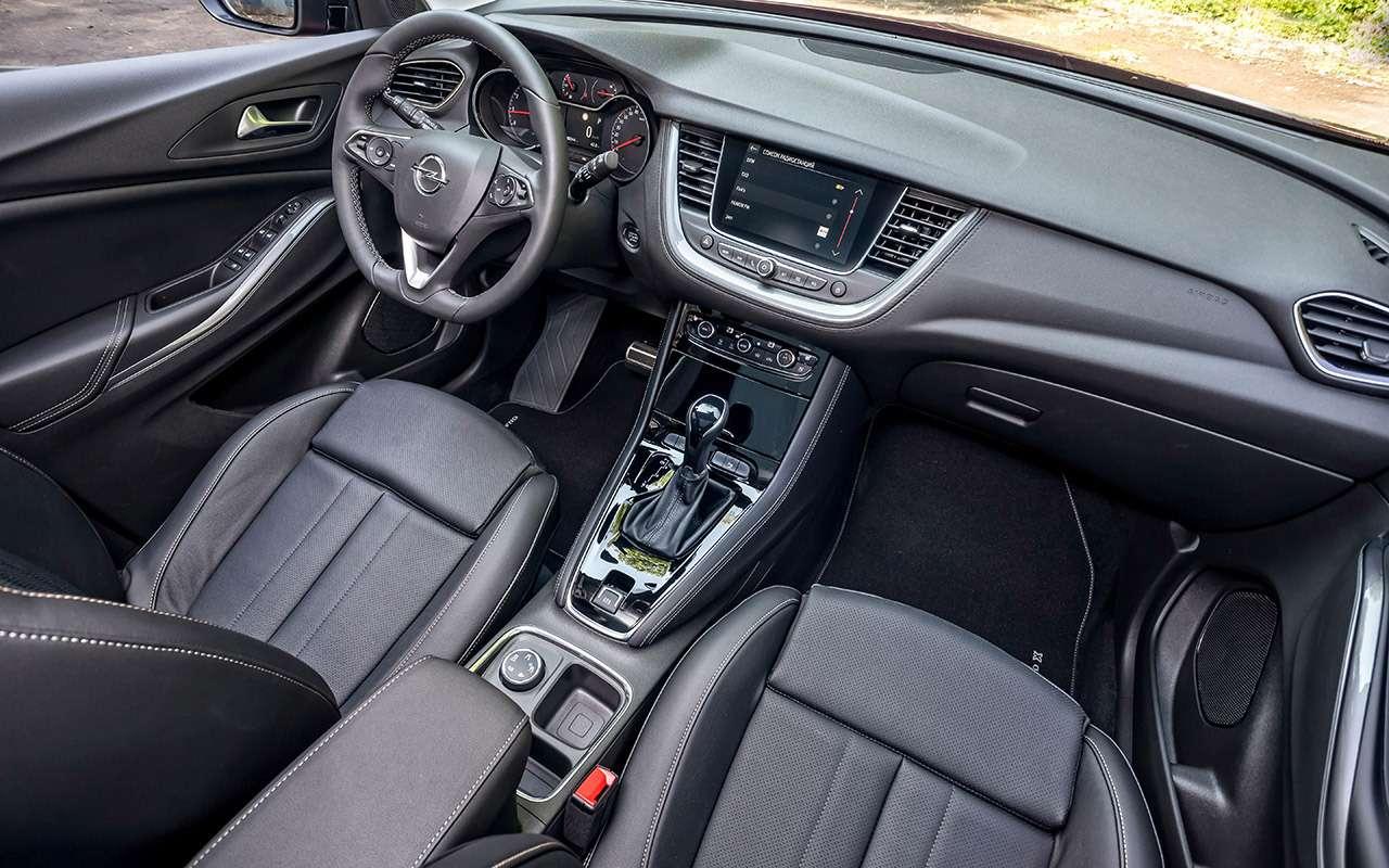 Первый Opel после возвращения: большой тест— фото 1171654