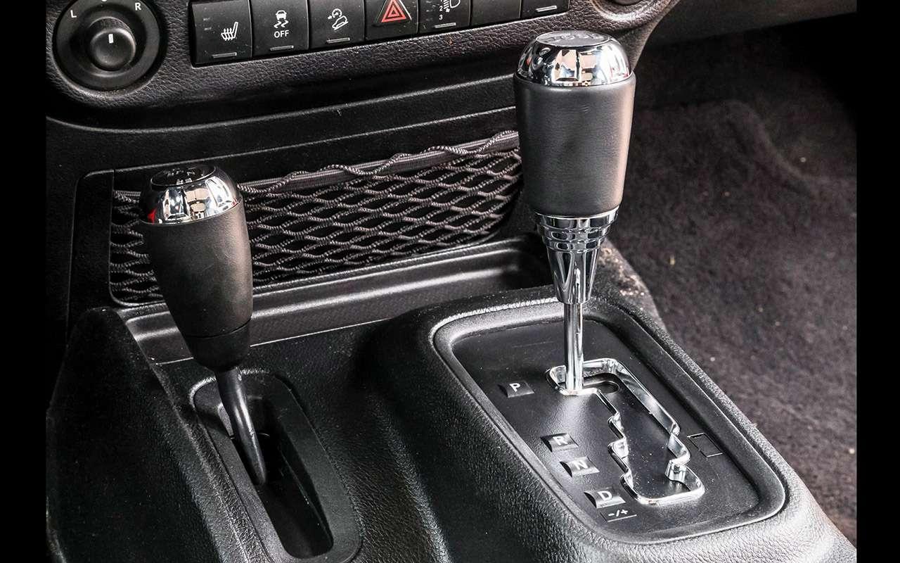 Чейполный привод круче— Mini Cooper Countryman или Jeep Wrangler Rubicon?— фото 826442