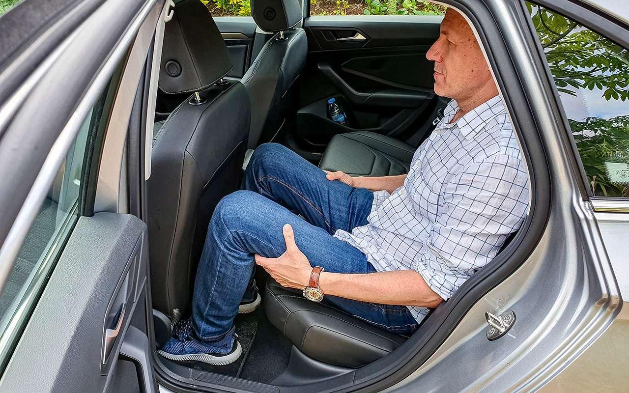 Новый Volkswagen Jetta: 5оценок идетальный тест-драйв— фото 1030547