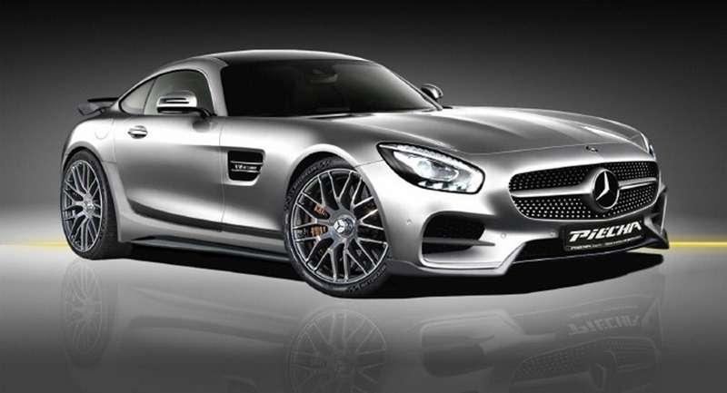 Непутать сPorsche: Mercedes-AMG GTидет квершине