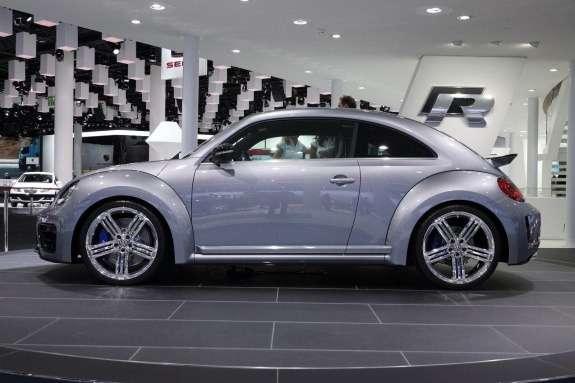 Volkswagen Beetle Rconcept side view