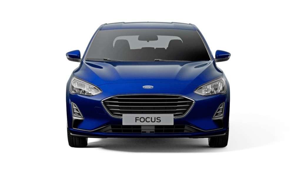Голый, нонесмешной: новый Ford Focus вбазовых версиях— фото 862233